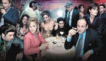 """""""Los Sopranos"""", la mejor serie escrita de la historia"""