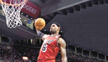 NBA busca rey