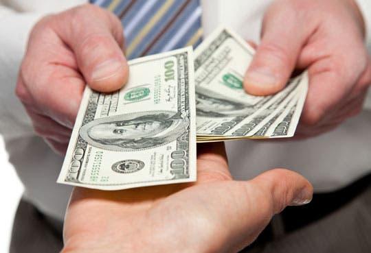 Resultados de subasta en el Banco Central