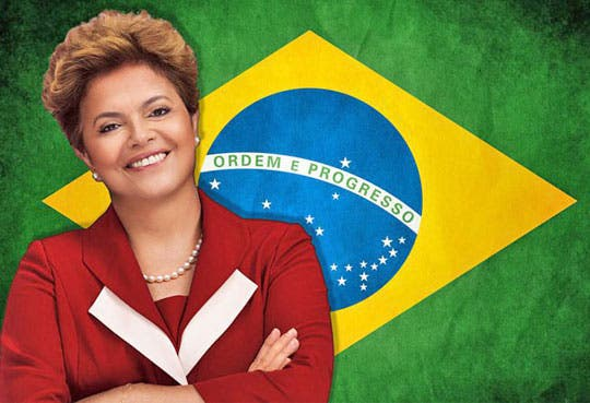 Dilma Rousseff no vendrá a Costa Rica