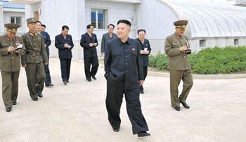 Pyongyang tiende la mano a Seúl