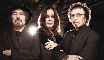 Confirman de nuevo concierto de Black Sabbath