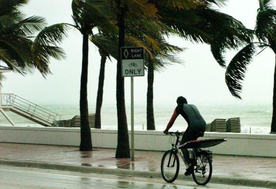 Tormenta tropical pierde fuerza