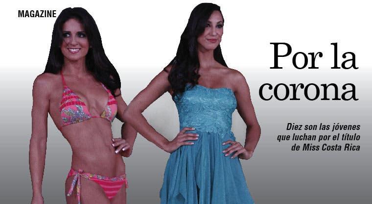 Miss Costa Rica presentó a sus candidatas