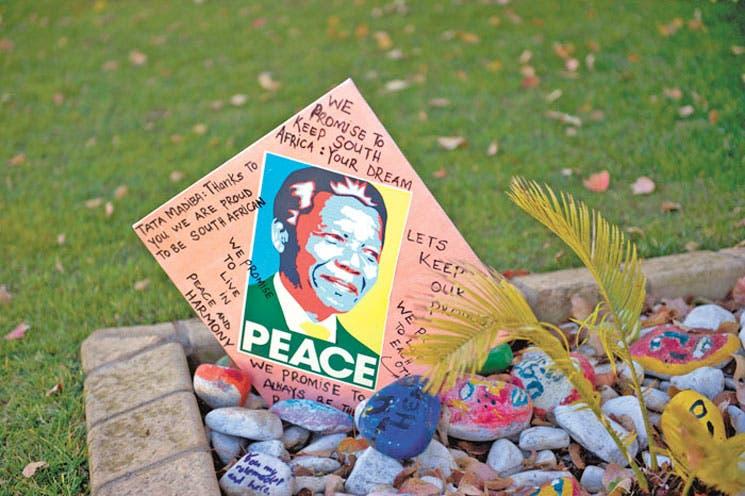 Silencio en Sudáfrica por salud de Mandela