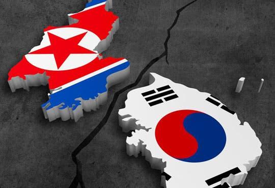 Las Coreas se acercan tras meses de amenazas