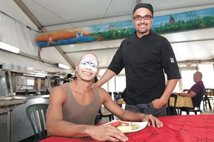 Cirque du Soleil: variedad de talento y menú