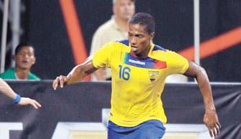 Ecuador con dura prueba