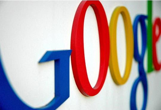Google pide permiso a EEUU para publicar datos