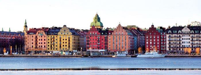 Vecindarios suecos se encarecen