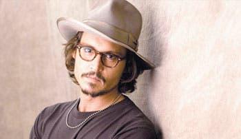 Los 50 años de Johnny Depp