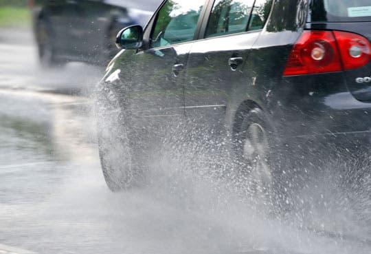 Prevenga accidentes en época lluviosa