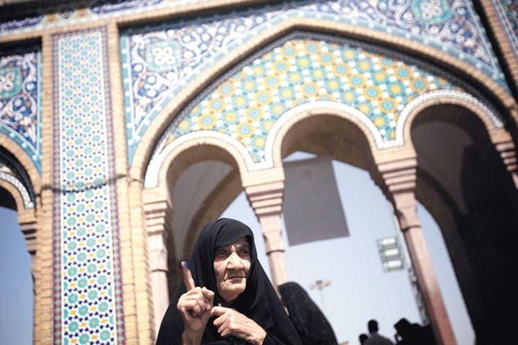 Irán concluye elecciones sin favorito