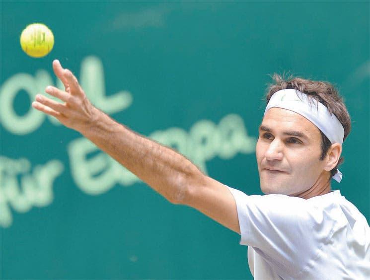 Coronados Federer y Murray