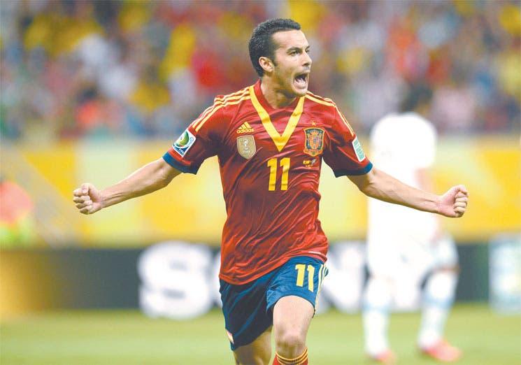 España liquidó rápido