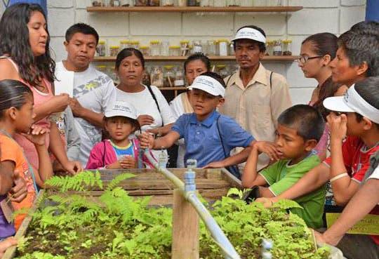 Estudiantes de Talamanca visitan el TEC