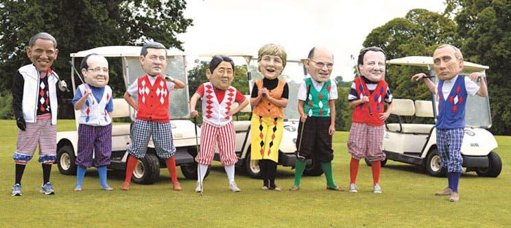 G8 contra lavado de dinero y evasión