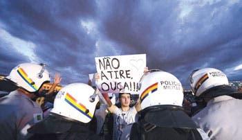 Rousseff: La voz de la calle tiene que ser escuchada