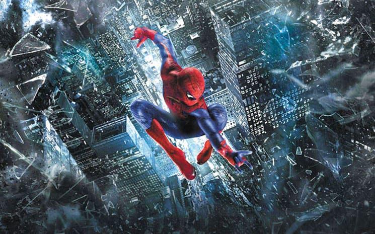 """""""Spider-Man"""" cinco años más"""