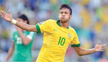Brasil al ritmo de Neymar