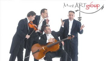 Vuelve The MozArt Group