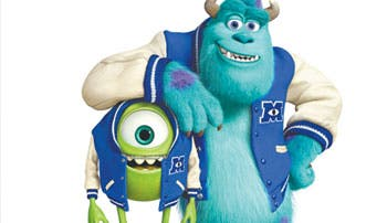 """Monsters University"", la primera precuela de Pixar"