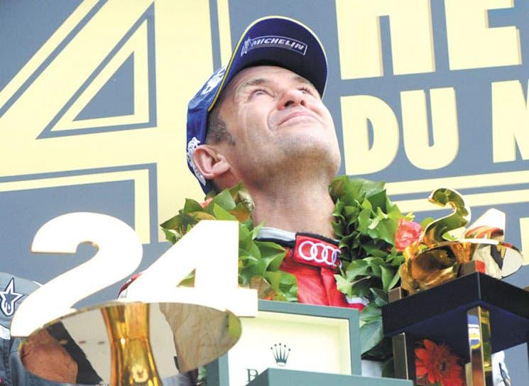 Kristensen domina Le Mans