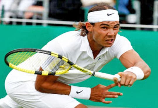 Nadal cae en la primera ronda de Wimbledon