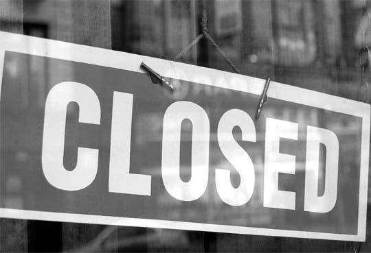 SEC cerrará por huelga