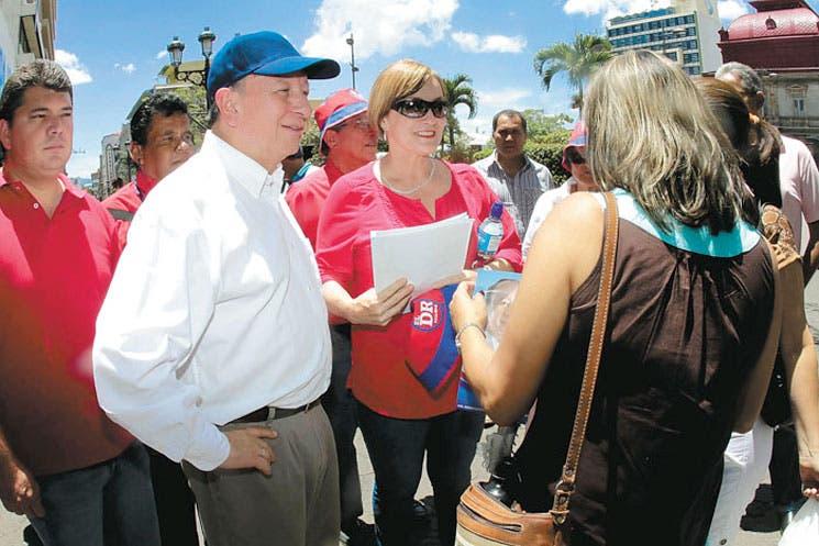 Hernández quiere ¢7,5 millones de sueldo por ser candidato