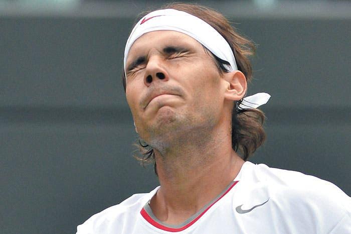 Nadalicidio en Wimbledon