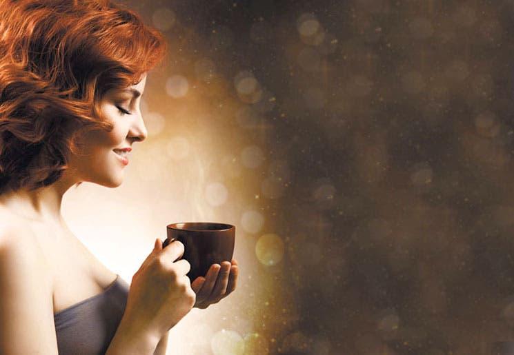 Moda del café sirve fortunas en taza