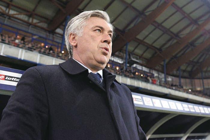 Ancelotti al banquillo blanco