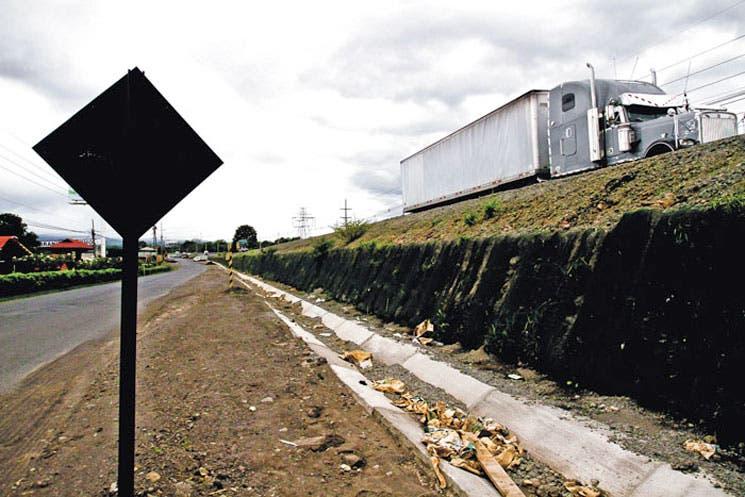 Mediador negociará en vía a San Ramón