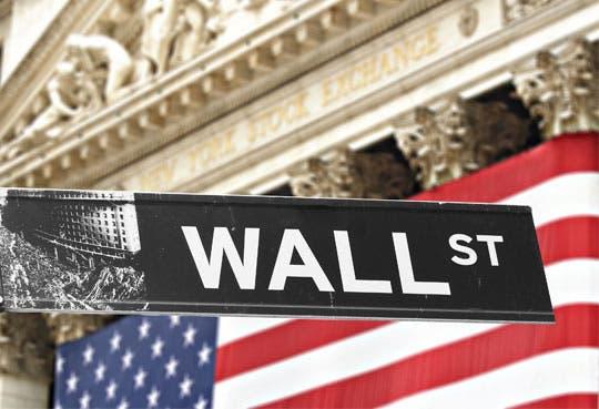 Wall Street sube con fuerza