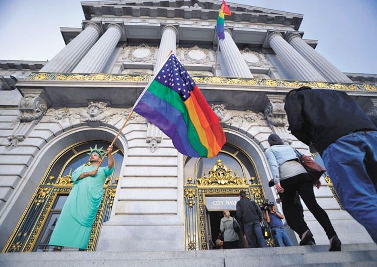 EE.UU. da vía libre a matrimonio homosexual