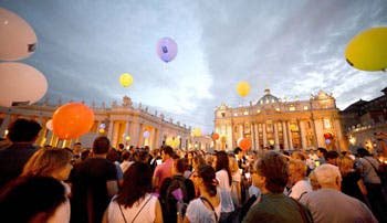Banco del Vaticano a reforma