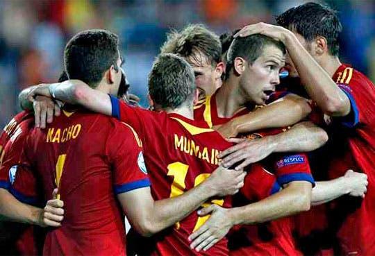 España vence a Italia en penales