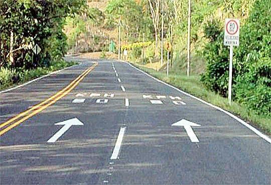 Concluye señalización en Costanera Sur