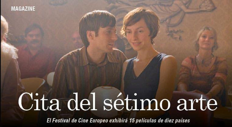 ¡Luz, cámara, se viene el cine europeo!