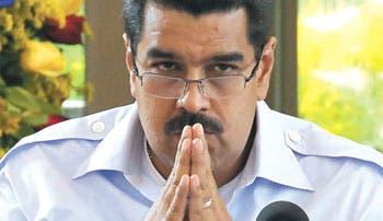 Maduro confirma grabación de golpe de Estado