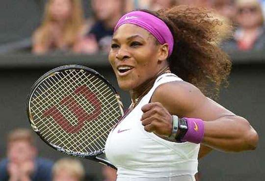 Serena Williams dice adiós a Wimbledon