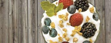 Elimine el malestar estomacal desde la mesa