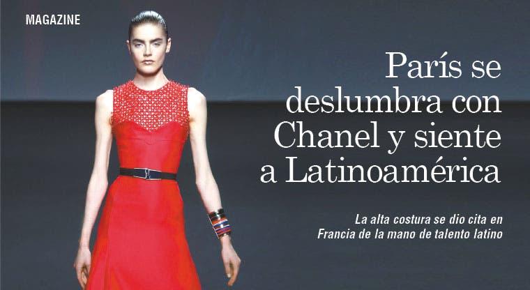 París se deslumbra con Chanel