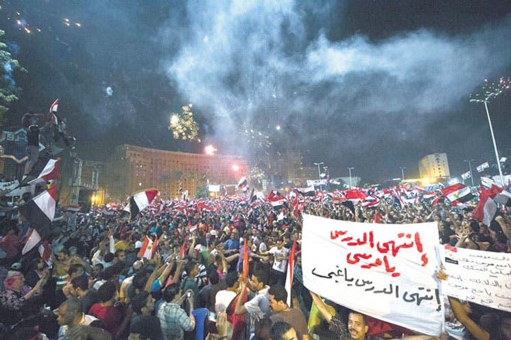 Ejército depuso al presidente de Egipto