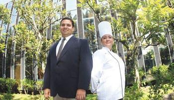 Ticos se preparan para olimpiadas culinarias
