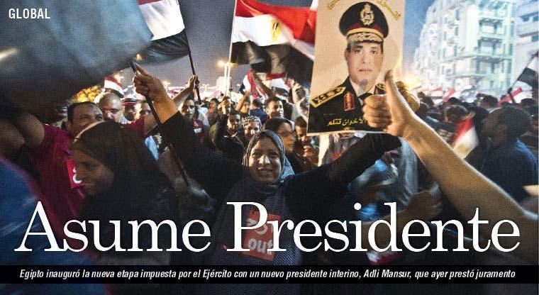 Egipto empieza nueva etapa
