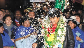 No basta la disculpa, dice Evo Morales
