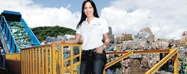 Planta de reciclaje se instala en el país