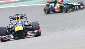 Tiempo de revanchas en F1